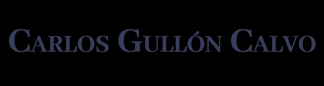 Carlos Gullón Calvo - Escritor Guadalajara