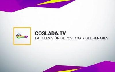 ENTREVISTA POR LA TELEVISIÓN DE COSLADA Y DEL HENARES